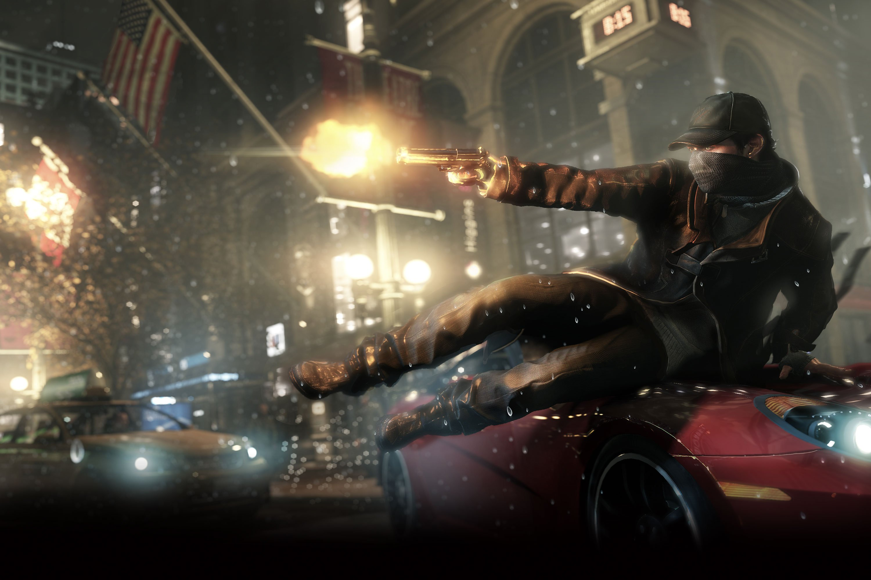 #Gameost Watch_Dogs - Изображение 1