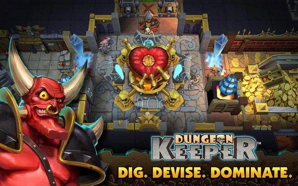 Кому нужен Dungeon Keeper на Android? - Изображение 1