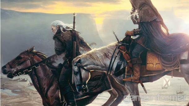 Собственно,подтверждение (хоть и не совсем точное), что Цири будет в The Witcher 3.  - Изображение 1