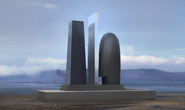 В Исландии воздвигнут памятник погибшим в EVE Online  - Изображение 1