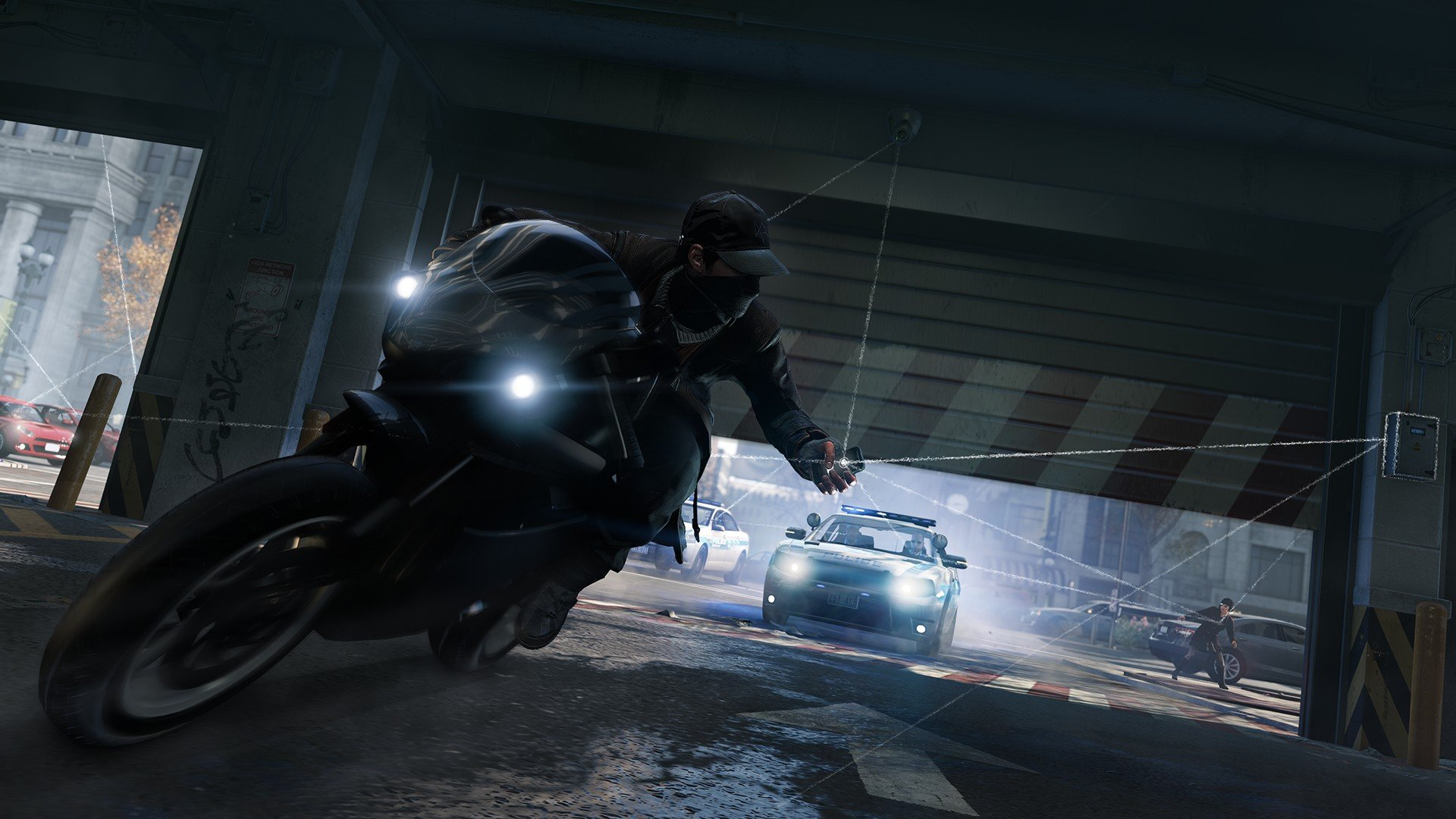 Watch Dogs на PC выглядит поразительно, по крайне мере если играть на высоких настройках графики. - Изображение 1