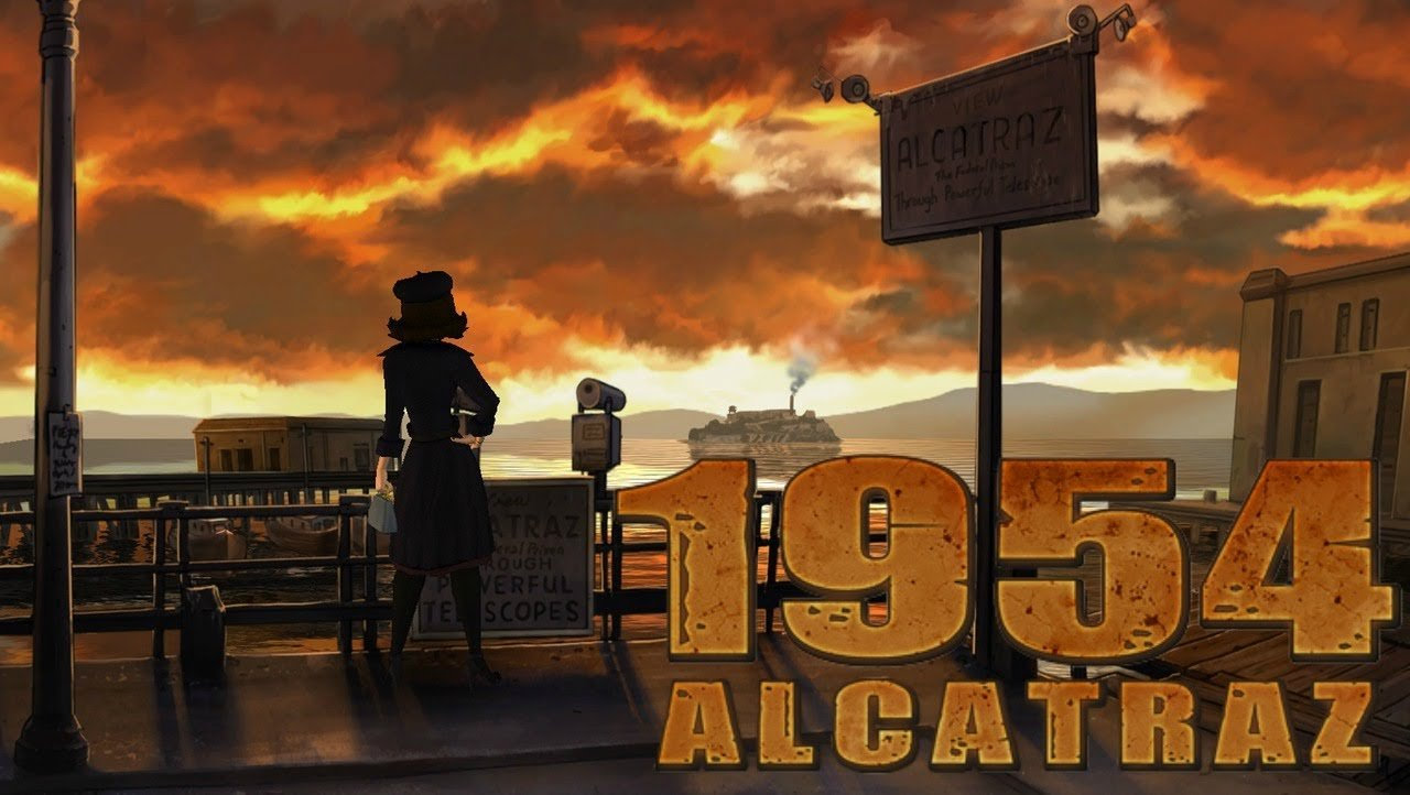 Друзья, до 19-го Марта у нас будет действовать скидка 10% на игру 1954: Alcatraz. Приобрести можно здесь.  - Изображение 1