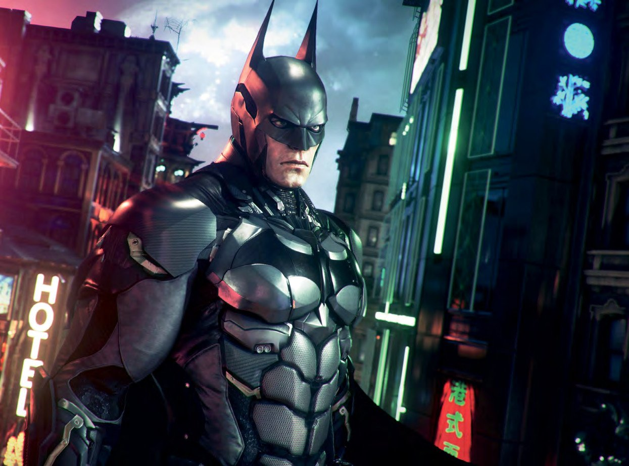 Новый бэтмобиль из Batman: Arkham Knight получился круче, чем у Нолана - Изображение 2