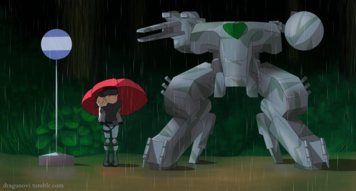 Мой сосед MG Rex - Изображение 1