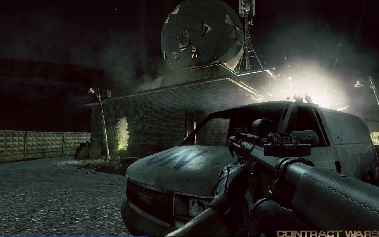 Contract Wars 3D - браузерная оnline FPS - Изображение 1