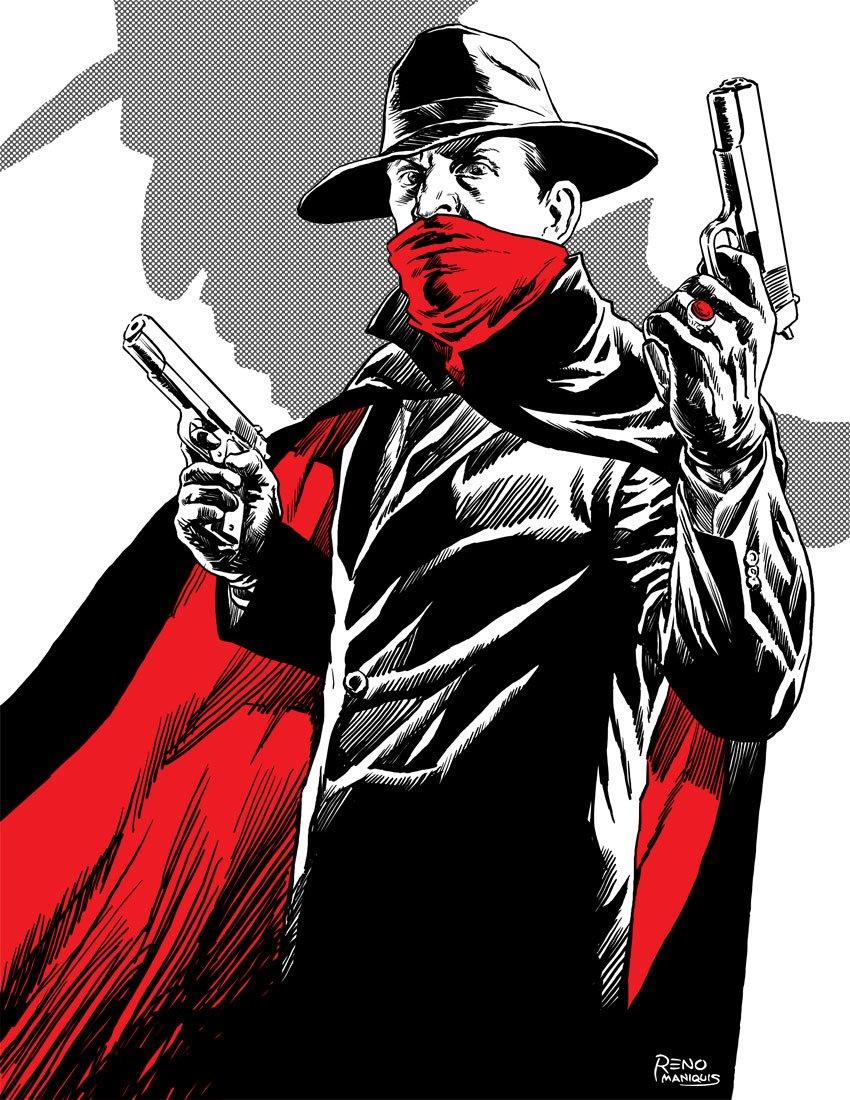 Не каждый день встретишь в продаже фигурку The Shadow, еще и со скидкой. Кто-нибудь вообще помнит такого?   Cссылк ... - Изображение 1