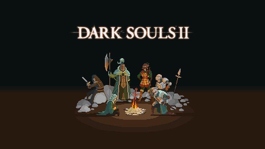 Как далеко вы уже прошли в Dark Souls 2? - Изображение 1