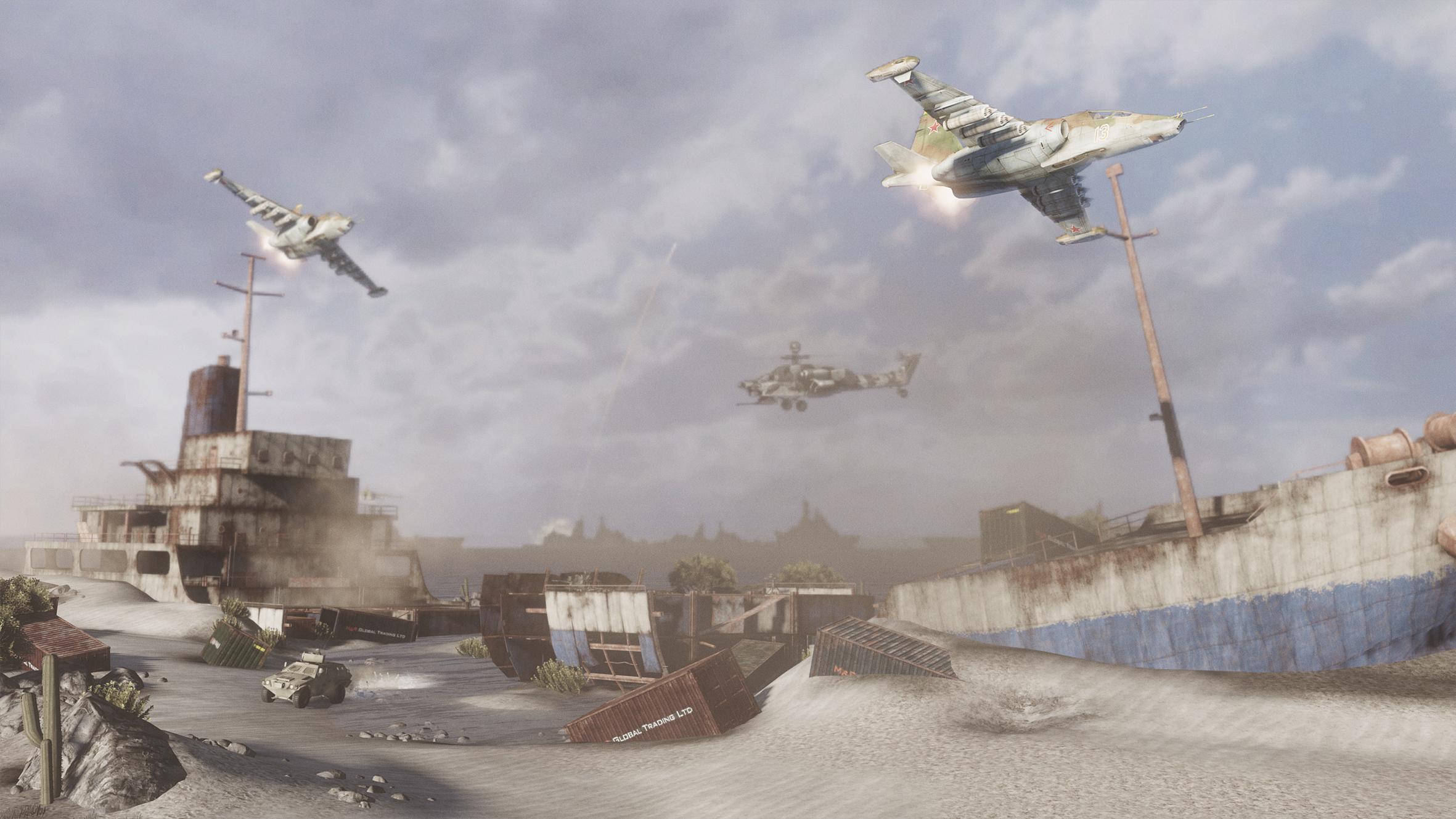 Одиночная компания Battlefield: Bad Company 2  - Изображение 1