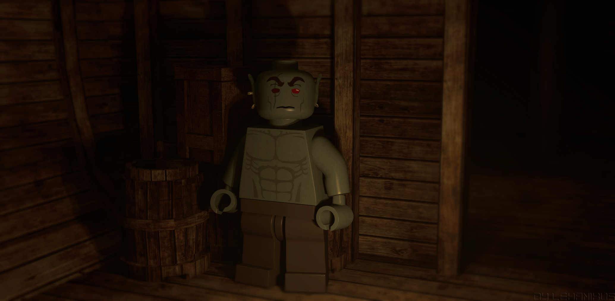 Lego Morrowind - Изображение 1