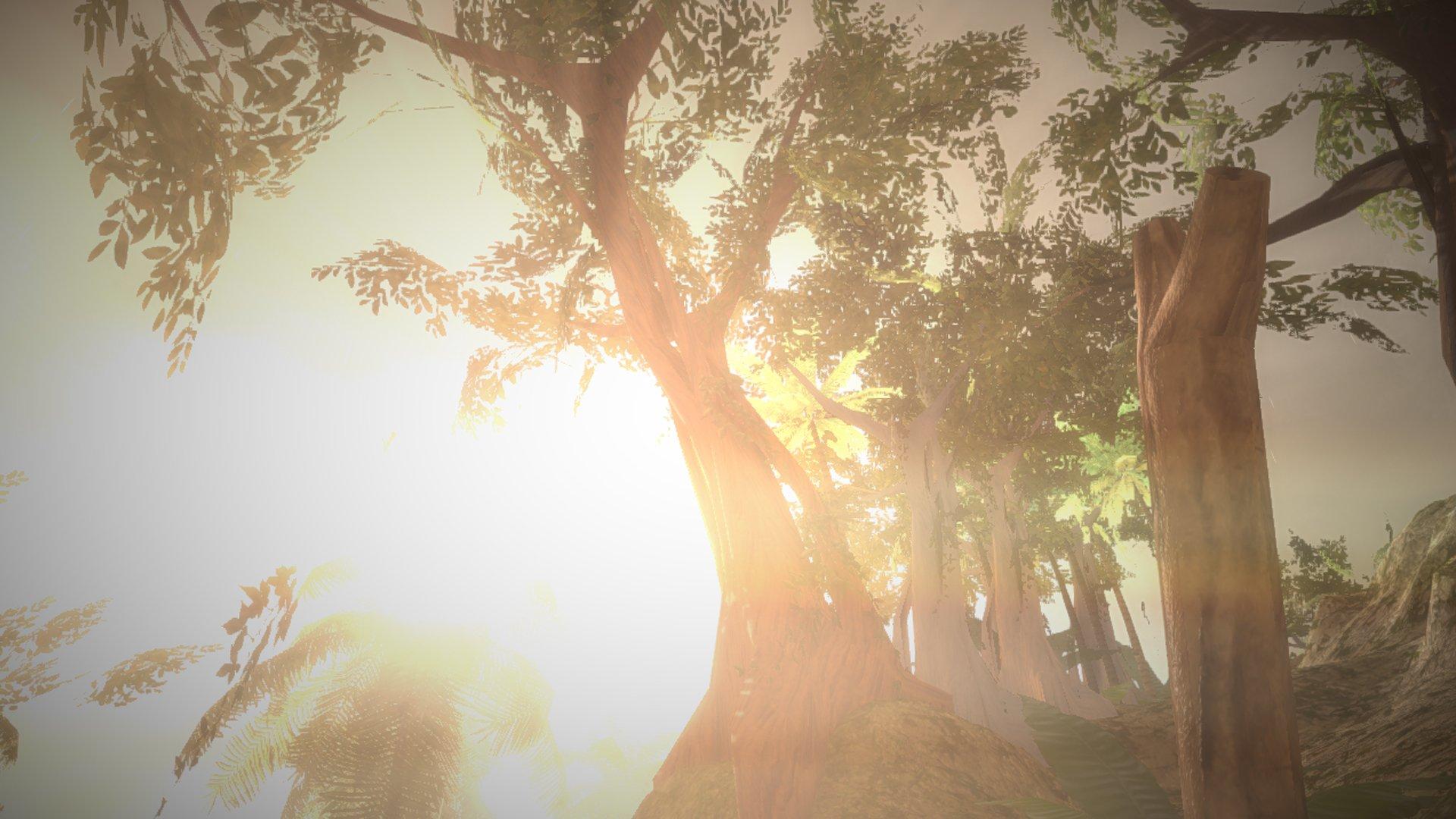 Немного про графику в Unity 3D pro + отчетные скриншоты от L games. - Изображение 2