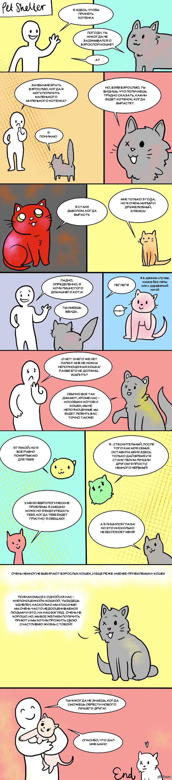 Слезливый комикс - Изображение 1