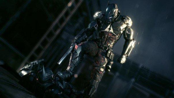 Рыцарь Аркхема-новый враг бэтмана. - Изображение 1