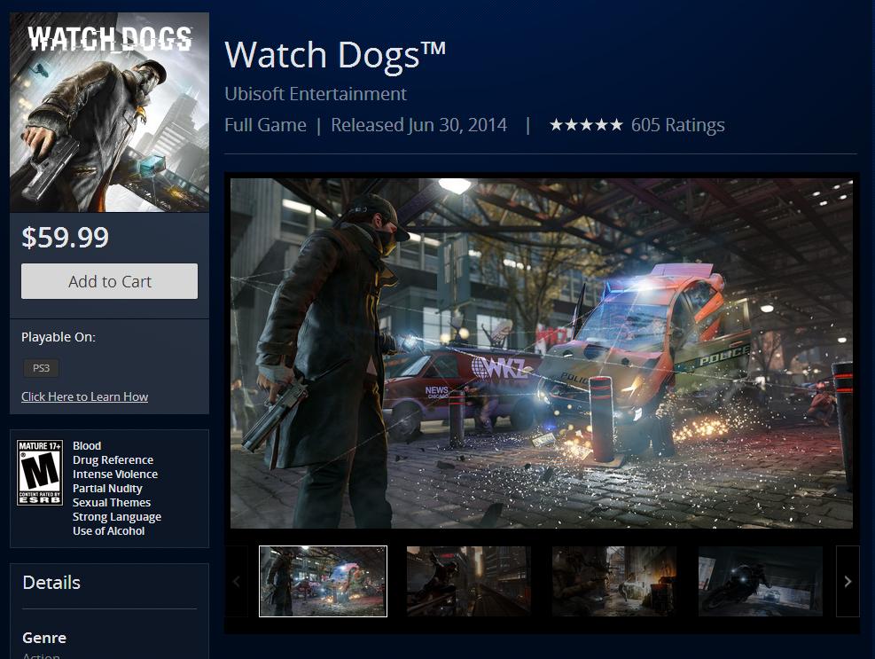 Засветилась дата выхода Watch_Dogs - Изображение 1