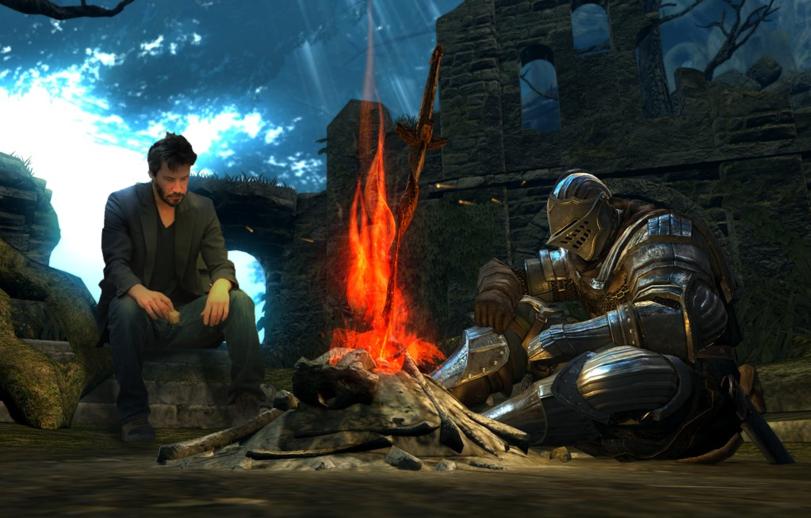 Dark Souls. Как перестать ломать контроллеры и начать нагибать 8) - Изображение 1