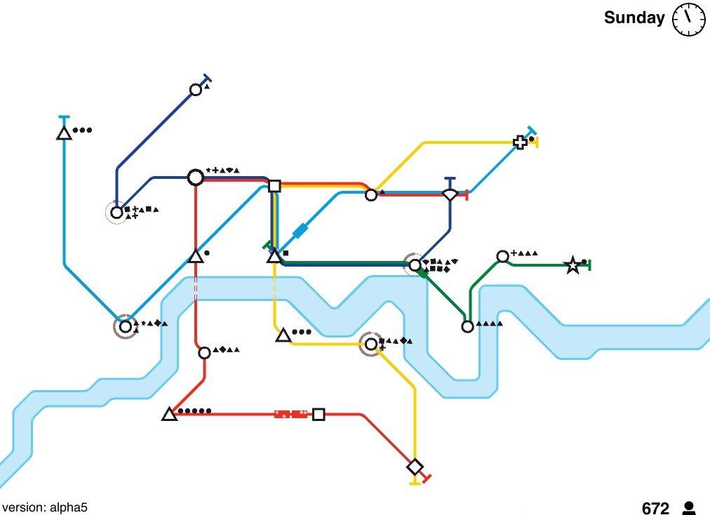 Mini Metro: Мини Интервью - Изображение 5