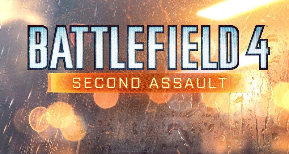 Друзья, рады сообщить, у нас появился DLC Second Assault для Battlefield 4!   Вас ждут лучшие карты из BF3 на движ .... - Изображение 1