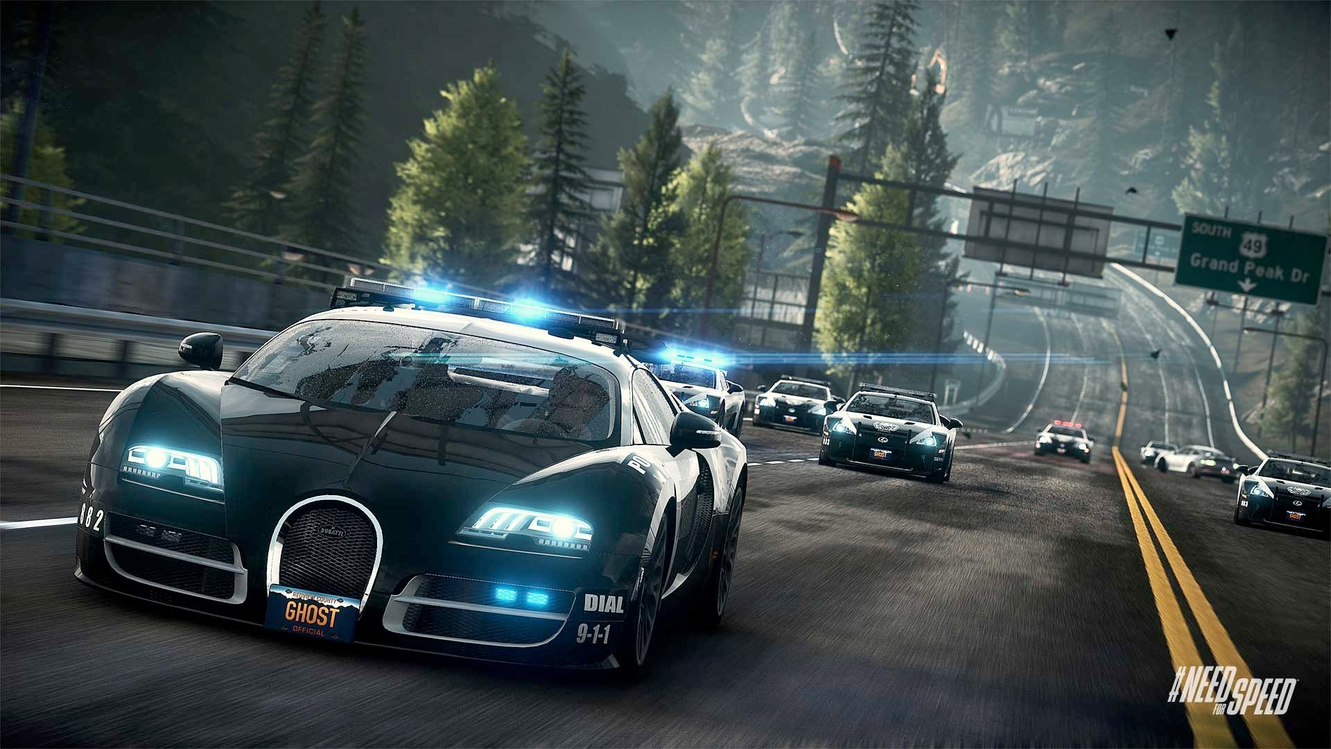 Need for Speed Rivals - Изображение 1