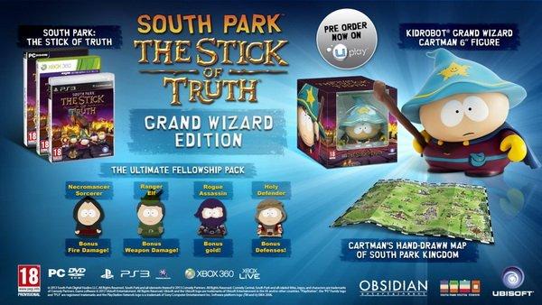 Новый Диск рассказывает о The South Park: The Stick of Truth - Изображение 2
