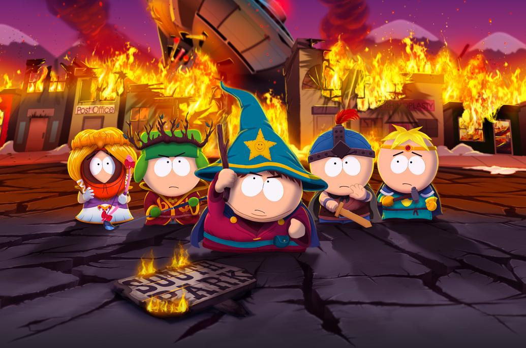 South Park The Stick of Truth. Кого-то не хватает.  - Изображение 1