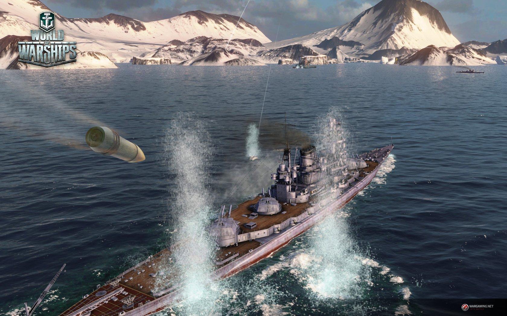 World of Warships: стреляем ядерными снарядами и грабим корованы - Изображение 1