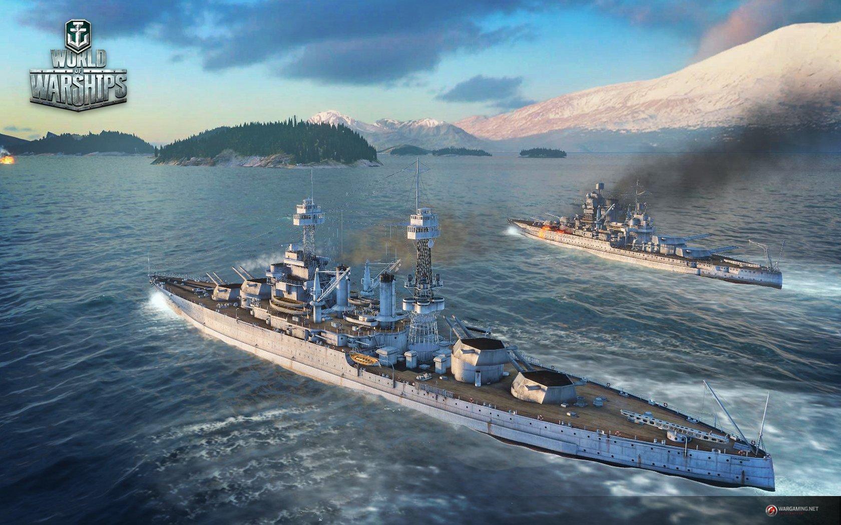 World of Warships: стреляем ядерными снарядами и грабим корованы - Изображение 2