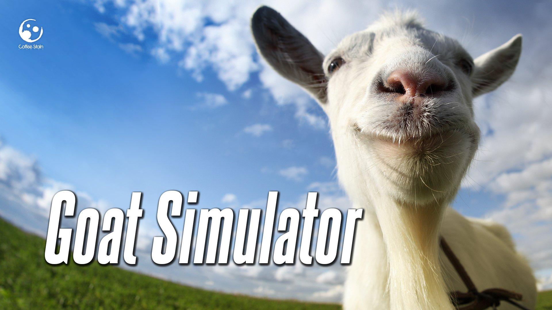 Трактат о Зорьке. Мысли об игре Goat Simulator - Изображение 1