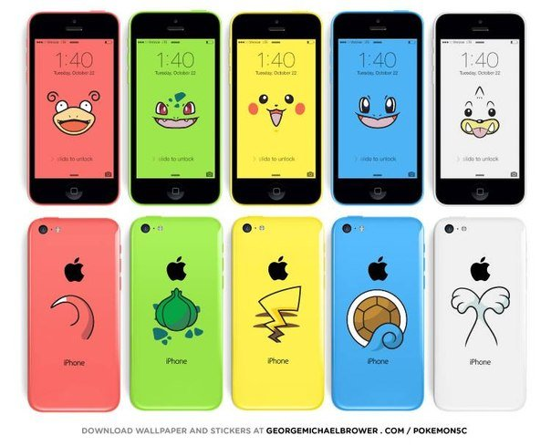 Покефоны: Почему Apple создали цветные IPhone 5с - Изображение 1