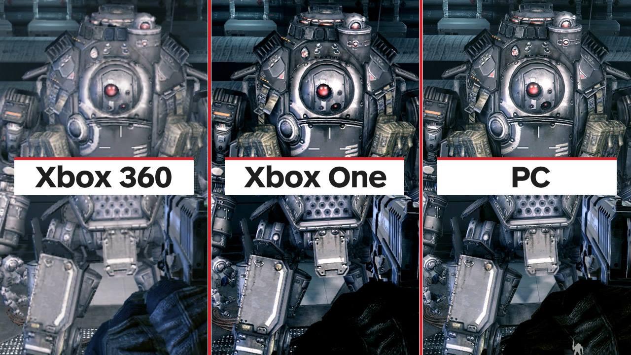 Графика Titanfall на Xbox 360, Xbox One и PC - Изображение 1