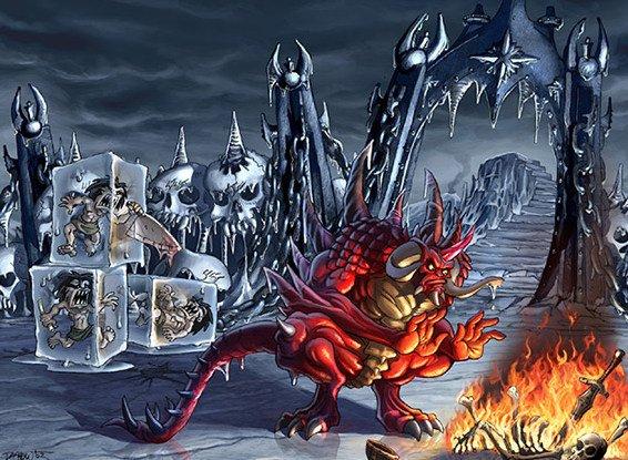 Итоги конкурса #Diablo. - Изображение 1
