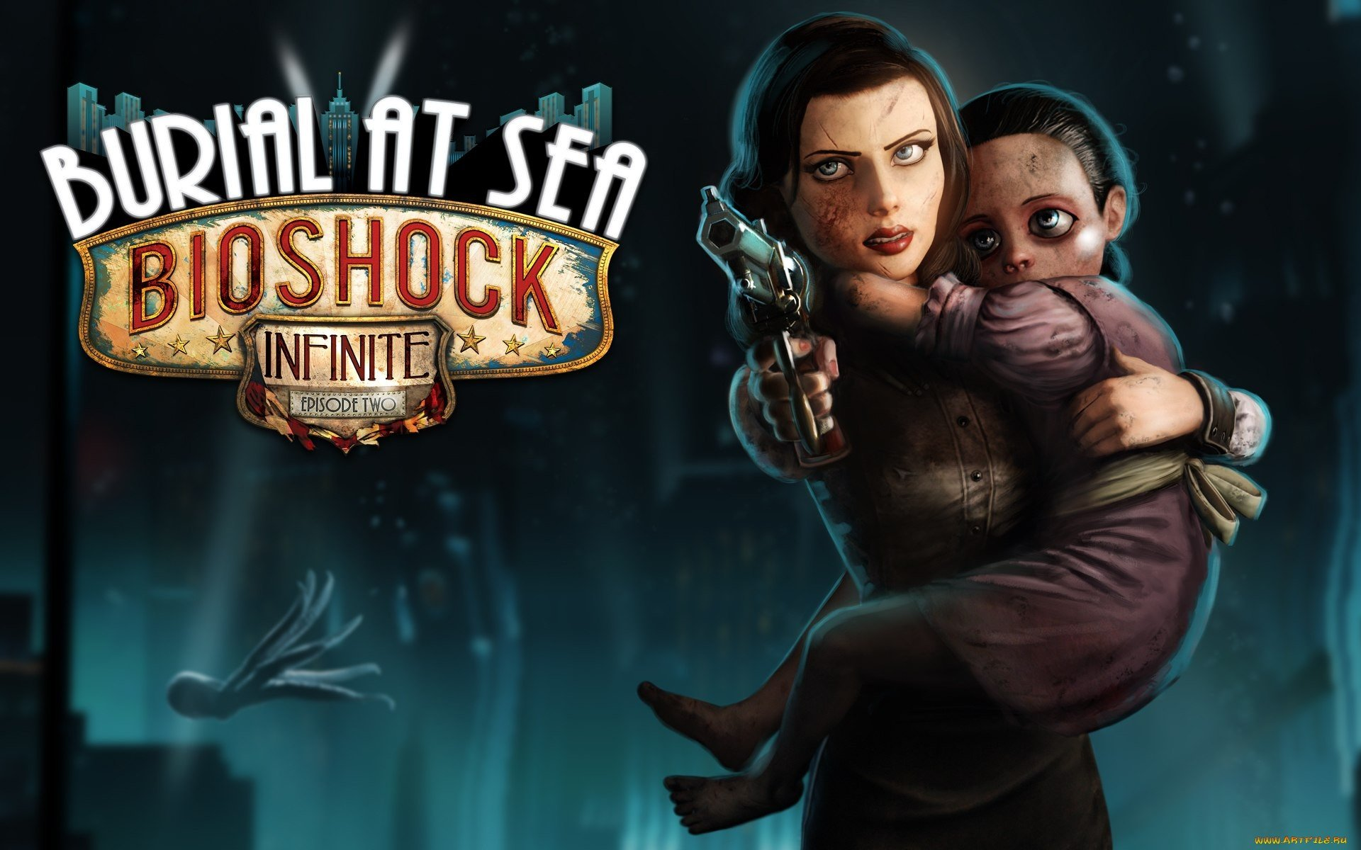 BioShock Infinite Burial at Sea — Episode 2 «Обзор» - Изображение 1