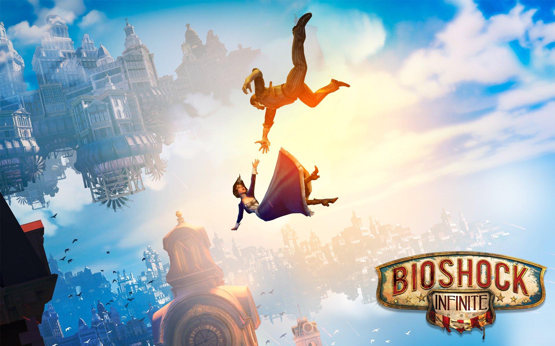Bioshock Infinite - игра так себе, зато стиль крутой - Изображение 1