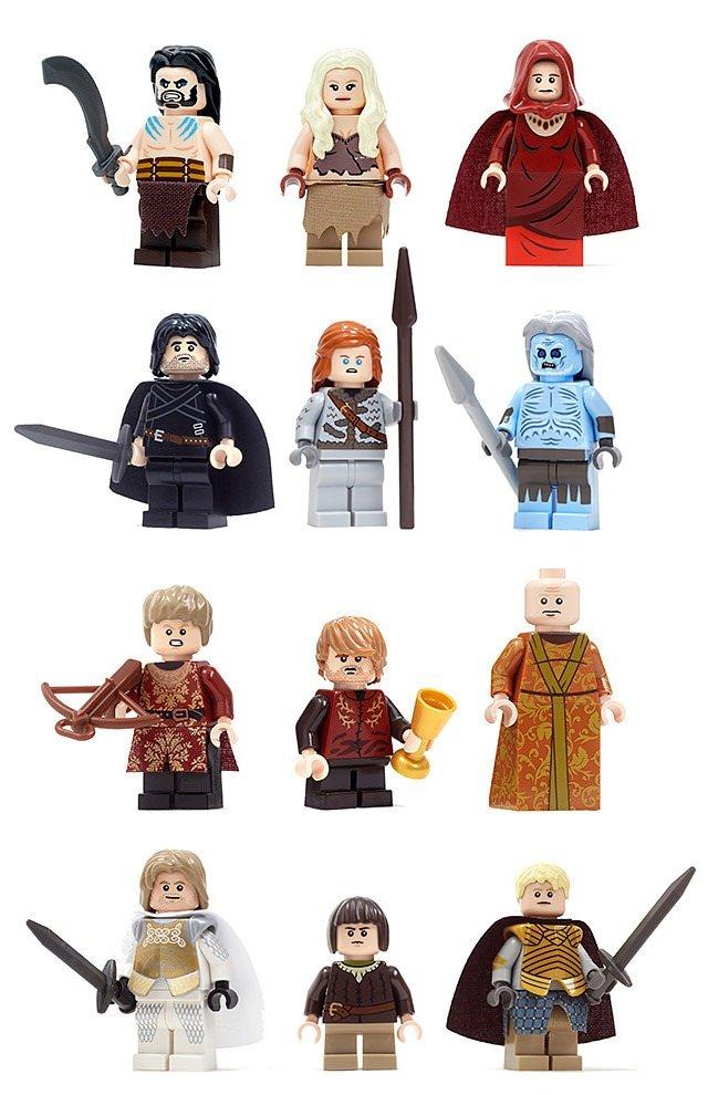 LEGO GoT - Изображение 1