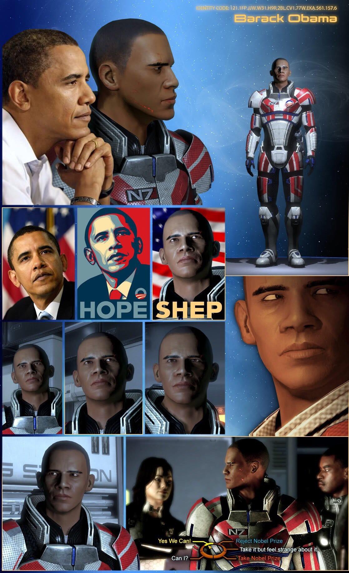 Obama shepard omg - Изображение 1