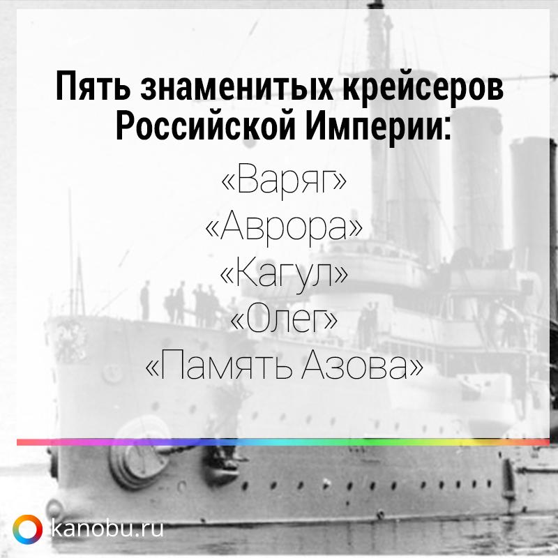 Пять легендарных крейсеров Российской империи - Изображение 1