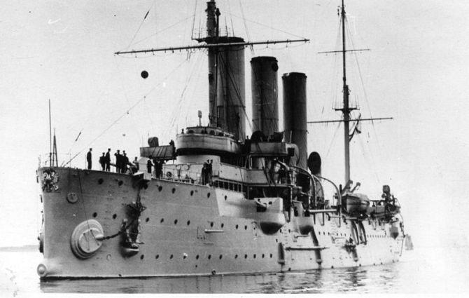 Пять легендарных крейсеров Российской империи - Изображение 5