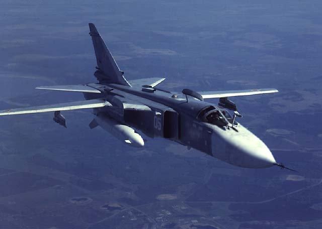 СУ-24  vs  Эсминец Donald Cook - Изображение 1