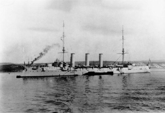 Пять легендарных крейсеров Российской империи - Изображение 7
