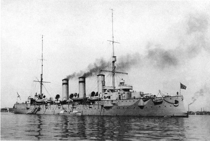 Пять легендарных крейсеров Российской империи - Изображение 6