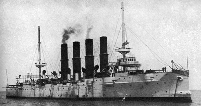 Пять легендарных крейсеров Российской империи - Изображение 2