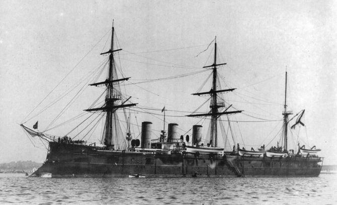 Пять легендарных крейсеров Российской империи - Изображение 8