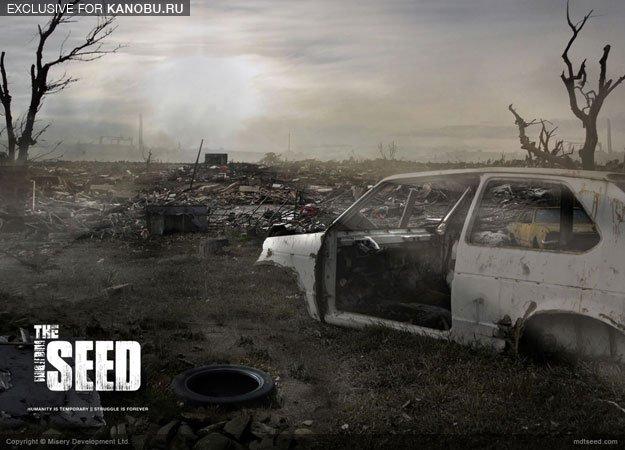 The Seed успешно завершил кампанию на Kickstarter - Изображение 1