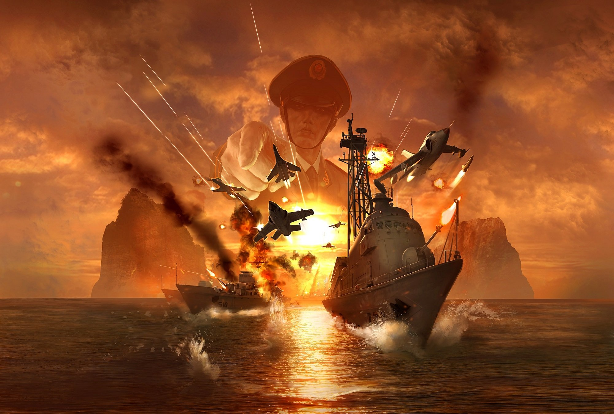 Wargame: Red Dragon доступна на Эпике!  - Изображение 1