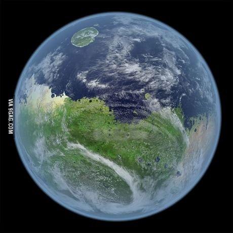 Если бы на Марсе все еще была вода...  - Изображение 1