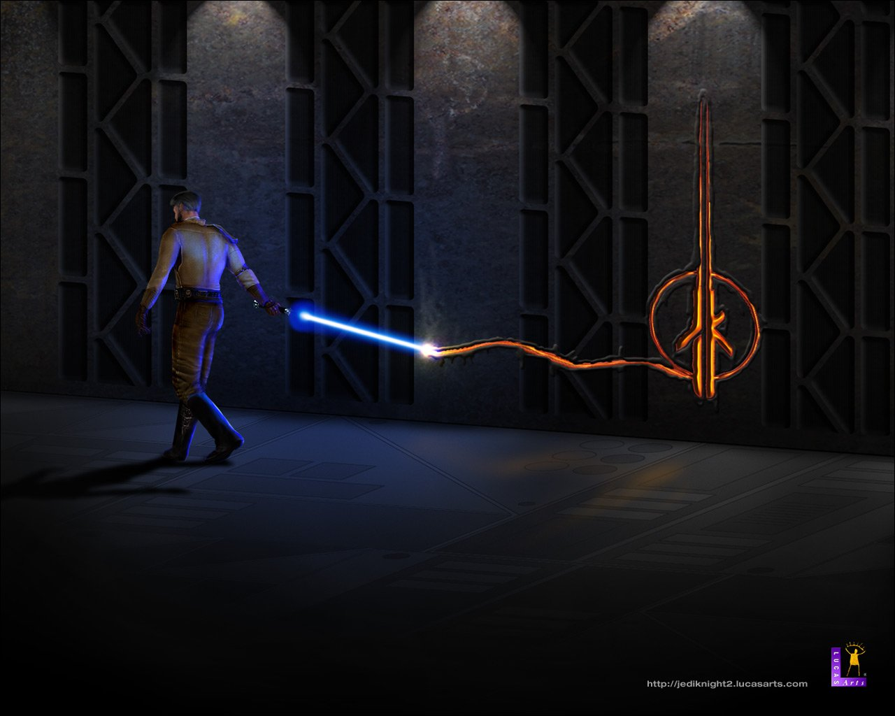 Почему Jedi Knight: Jedi Academy остаётся лучшей игрой по Star Wars - Изображение 3