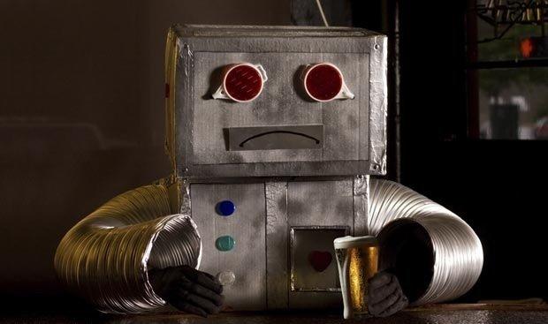 А что если твой приятель по пиву - робот?! - Изображение 1