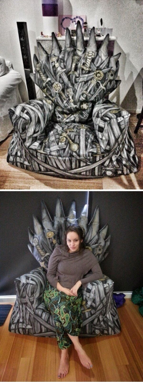 Only one can chill on the throne, brah - Изображение 1