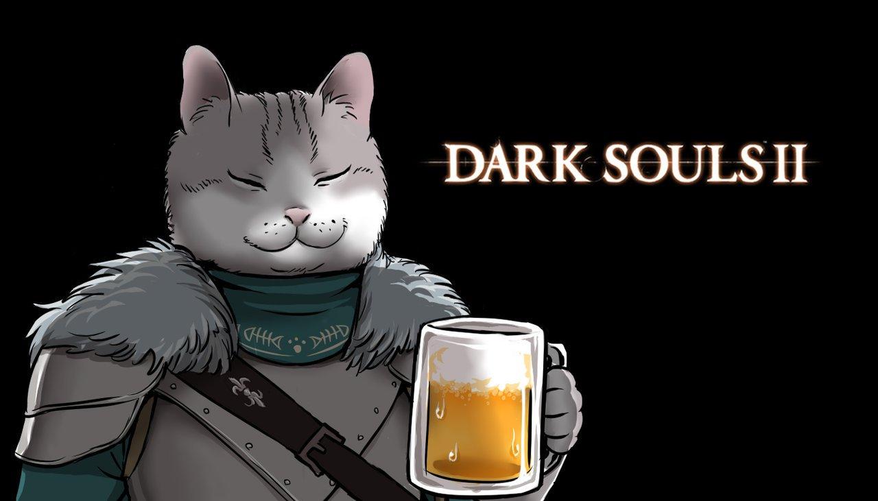 Первое впечатление от Dark Souls II на PC и куча глупых вопросов - Изображение 1