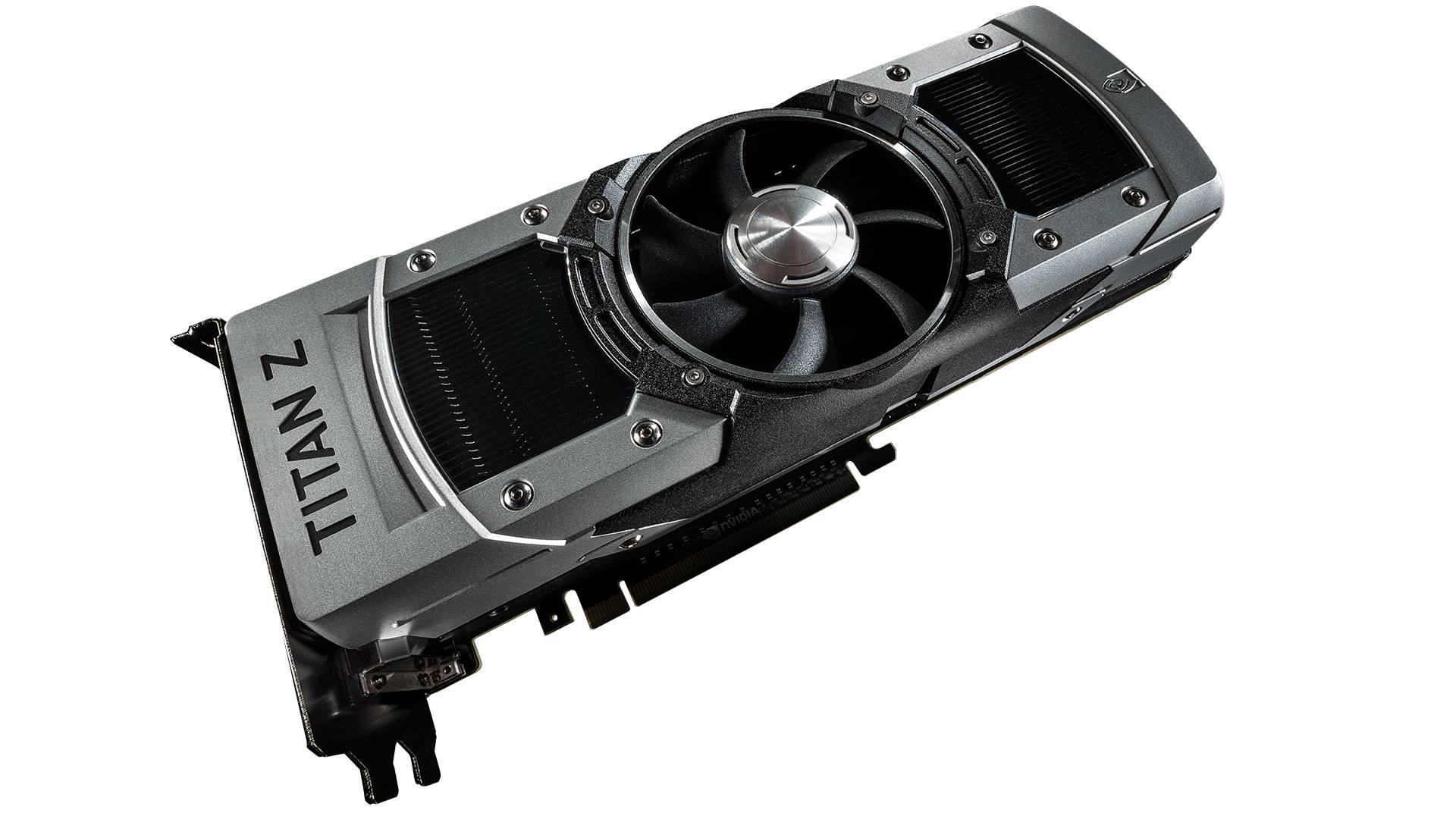 GeForce GTX Titan Z - Изображение 1