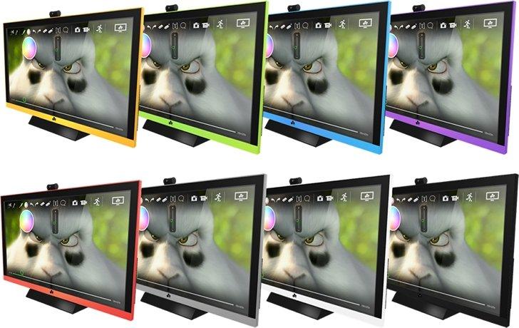 Apek Maxpad - гибрид телевизора и сенсорного PC Win8.1. - Изображение 4