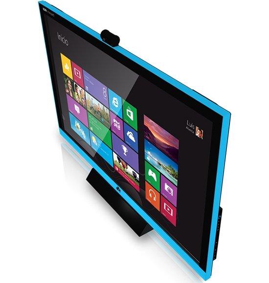 Apek Maxpad - гибрид телевизора и сенсорного PC Win8.1. - Изображение 1